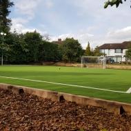 5-a-side pitch, London