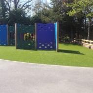 artificial-grass-school-playground