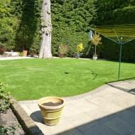 Artificial grass Chesham