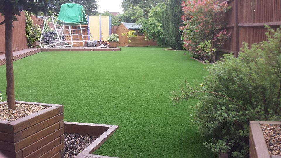 Fake Grass London Property