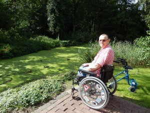 Are Substitute Lawns a Suitable Surface for Wheelchair Users